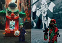 Kanesan Nathan mudou-se há três anos e meio para a cidade de Melbourne, Austrália. Junto com ele, sua coleção de LEGO o acompanhou. Mas o mais impressionante é que sua criatividade e as diversas peças do brinquedo estão transformando a cidade,um processo queestá sendo registrado em incríveis fotografias no Instagram. Sob o codinome LEGO Jacker, o profissional de Marketing transforma íconesda cultura pop como Os Simpsons, Star Wars e Batman, em protagonistas da cidade. Ele comenta sobre o…
