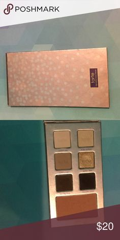Tarte Makeup Palette Selling as shown. Lovely colors and tarte is a beautiful brand :) tarte Makeup