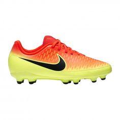 Nike Magista Onda II AG-PRO Noir Orange