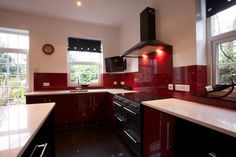 A great way to enhance the magnificence of your kitchen is to install glass splashbacks. Glass splashback is becoming very popular nowadays mostly because it easily suits and matches with any kitchen décor and style.