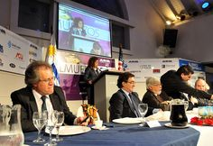 Julissa Reynoso en almuerzo de ADM by U.S. Embassy Montevideo, via Flickr