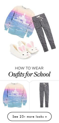 """""""Inset Day! No School!!!"""" by sprinkleofenchantment on Polyvore featuring moda, Madewell y Accessorize"""