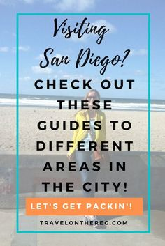 There's so much to see on a San Diego getaway! Check out these neighborhood guides to make the most of your stay. #sandiego #sandiegothingstodoin #sandiegocalifornia #sandiegoguide #sandiegotravelguide