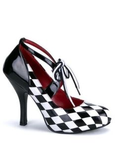 Night Circus Shoe!