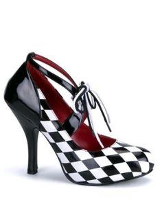 Night Circus Shoe!