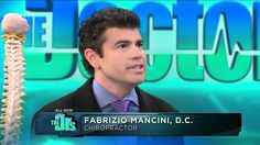 04/23/2012 The Doctors: Dr. Mancini Discusses the Benefits of Chiropractic
