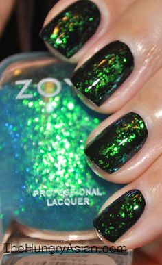 [LAYERING] Zoya Maisie via The Hungry Asian   Shown over black