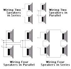 wiring speakers in parallel online schematic diagram u2022 rh muscle pharma co Understanding Parallel and Series Wiring Understanding Parallel and Series Wiring