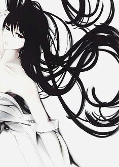 Kaliste #manga #black #gothic