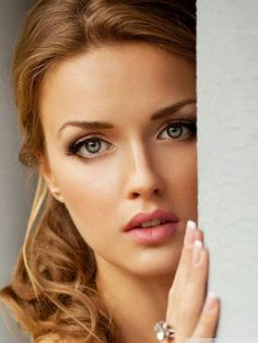 Flawless bridal makeup