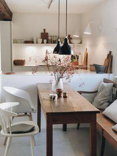 Home Decor Inspiration .Home Decor Inspiration Quirky Home Decor, Cheap Home Decor, Luxury Homes Interior, Home Interior Design, Interior Colors, Interior Plants, Küchen Design, House Design, Cozinha Shabby Chic