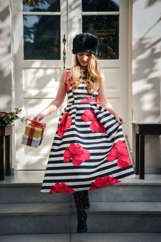 barefoot duchess - a personal style blog: Poinsettias