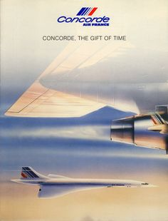 You can't imagine the feeling of wonder, viewing a vintage aircraft and watching a vintage aircraft flying. Air France, Concorde, Air Festival, Airline Travel, Vintage Travel Posters, Vintage Airline, Commercial Aircraft, Airplane Art, Aviation Art