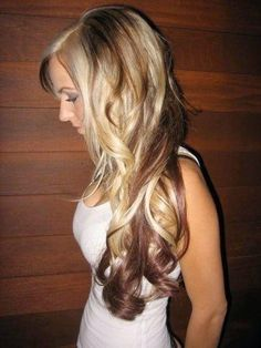 in love with this hair color. Im doing this soon =)