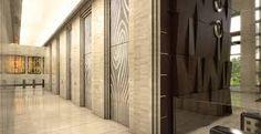 elevator lobby | commercial interior design details ...