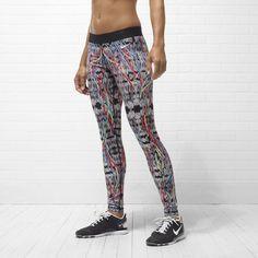 Nike Pro Reykjavik Rave Printed Women's Tights