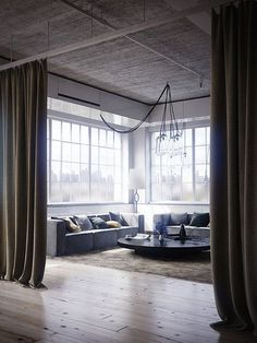 House Design Inspiration - The Urbanist Lab - Loft living it!