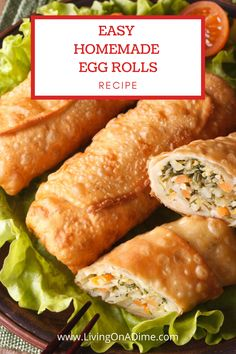 Homemade Chinese Food, Easy Chinese Recipes, Asian Recipes, Beef Recipes, Cooking Recipes, Oriental Recipes, Oriental Food, Egg Roll Recipes, Great Recipes