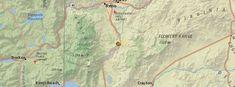 Earthquake swarm near south Reno, Nevada  1/12/2018 - {ENDTIME SIGNS: EARTHQUAKES IN DIVERS PLACES - Matthew 24:7; Luke 21:11;  Mark 13:8}