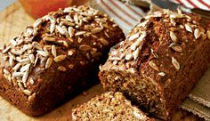 A quick-mix yeast bread that is rich in fibre and requires no kneading.