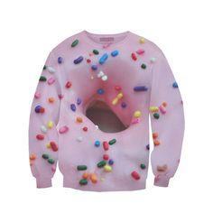 Donut sweater!