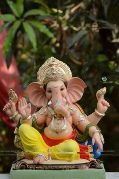 bappa morya🙏 Catch me for more like this ❤️❤️😍😘 Insta - Or Ganesh Pic, Ganesh Lord, Ganesh Idol, Ganesh Statue, Ganpati Bappa Photo, Ganpati Picture, Ganpati Photo Hd, Ganesh Chaturthi Photos, Happy Ganesh Chaturthi Images