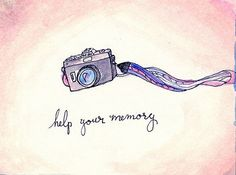 help your memory >> take photos