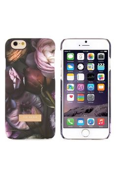 Ted Baker London Fraiser iPhone 6/6s Case available at #Nordstrom