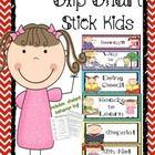 This clip chart is a wonderful behavior management tool. Children start off with their clips (clothesp...