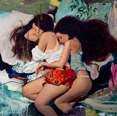 The Quiet One – Beautiful Paintings of Soey Milk