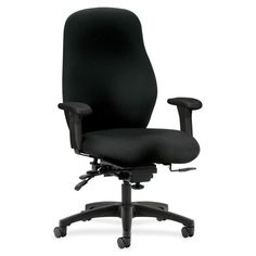 Task office chair - Pin it :-) Follow us :-)) AzOfficechairs.com is your Office chair Gallery ;) CLICK IMAGE TWICE for Pricing and Info :) SEE A LARGER SELECTION of  task  office chair at http://azofficechairs.com/category/office-chair-categories/task-office-chair/ - office, office chair, home office chair - HON 7800 Series High-Perform Task Chairs w/ Arms-High-Back Task Chair, Pneumatic, 30-1/2″x37″x47″, Black « AZofficechairs.com