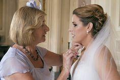 The Bride and her Mother preparing for the wedding ceremony. Groomswear by Louis Copeland & Sons. Photography by: Ros from Couple Photography. Wedding Blog, Wedding Photos, Real Weddings, Destination Weddings, Wedding Couples, Couple Photography, Florence, Wedding Ceremony, Bride