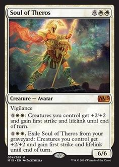 Black Friday 2014 Magic: the Gathering - Soul of Theros (034/269) - Magic 2015 from Magic: the Gathering Cyber Monday. Black Friday specials on the season most-wanted Christmas gifts.