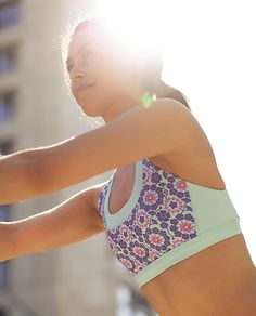 Cool collection designed for running and made by Lululemon!