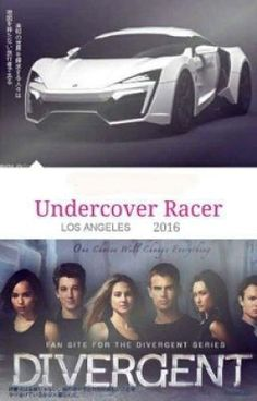 Undercover Racer - I get out of the car, grinning like an idiot. Maybe I am considering I got rid of some cops and tota...