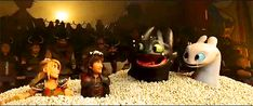 I'm a 24 year old who loves vikings that ride on the backs of dragons and their really cute kiddos too. Httyd, Hiccup And Toothless, Hiccup And Astrid, How To Train Dragon, How To Train Your, Dreamworks Dragons, Disney And Dreamworks, Jack Frost, Hicks Und Astrid