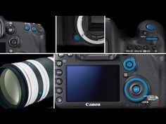 Fine tuning custom controls in the Canon EOS 7D Mark II - YouTube