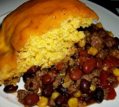 Crock Pot Tamale Pie | Talking Dollars and Cents