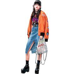 27 Ideas Fashion Ilustration Jacket Character Design For 2019 Daily Fashion, Fashion Art, Girl Fashion, Womens Fashion, Fashion Illustration Sketches, Fashion Design Sketches, Snap Girls, Drawing Clothes, Tokyo Fashion