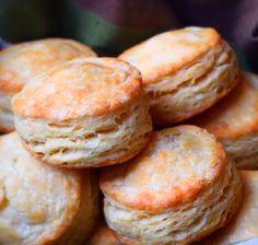 Beautiful Buttermilk Biscuits