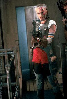 Lori Petty as Tank Girl - Easily my biggest fashion inspiration Girl Costumes, Halloween Costumes, Costume Ideas, Girl Halloween, Halloween Ideas, Tank Girl Cosplay, Lori Petty, After Earth, Jet Girl