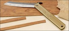 Japanese carpenters knife