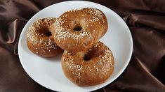 Krysy v Kuchyni: Bezlepkové Bagely Bagel, Gluten Free, Bread, Food, Glutenfree, Essen, Sin Gluten, Breads, Baking