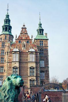 Copenhagen, Rosenborg Castle