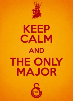 KEEP CALM and GALATASARAY