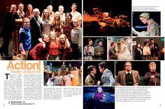 Bucknell University, Lewisburg, Pennsylvania/Fine Arts Spread/Theater