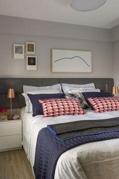 70 quartos de casal pequenos e decorados para te inspirar