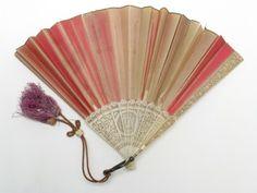 Fan, 1800-1810, Manchester Art Gallery