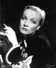 "Marlene Dietrich ""It's the friends you can call up at 4am that matter."""