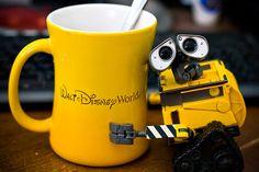 Wall-E Love